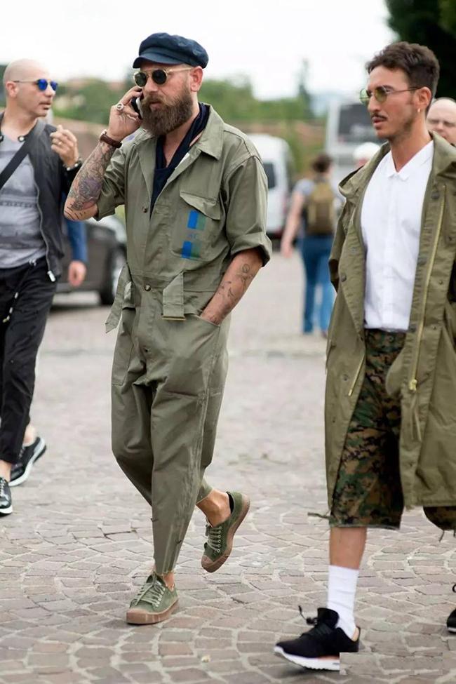Military style: все, что нужно знать о стиле милитари для мужчин