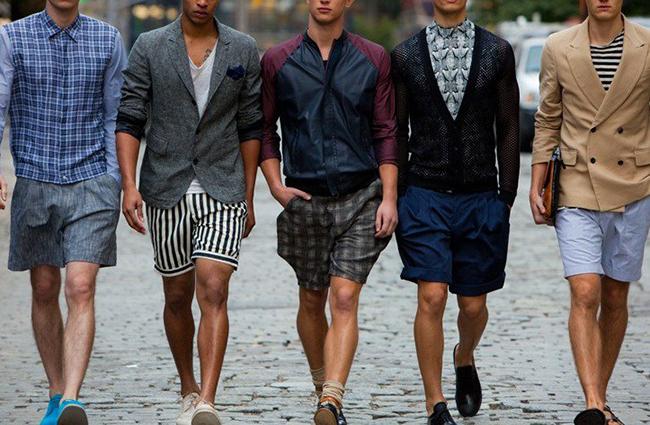 Модные мужские тренды лето 2018