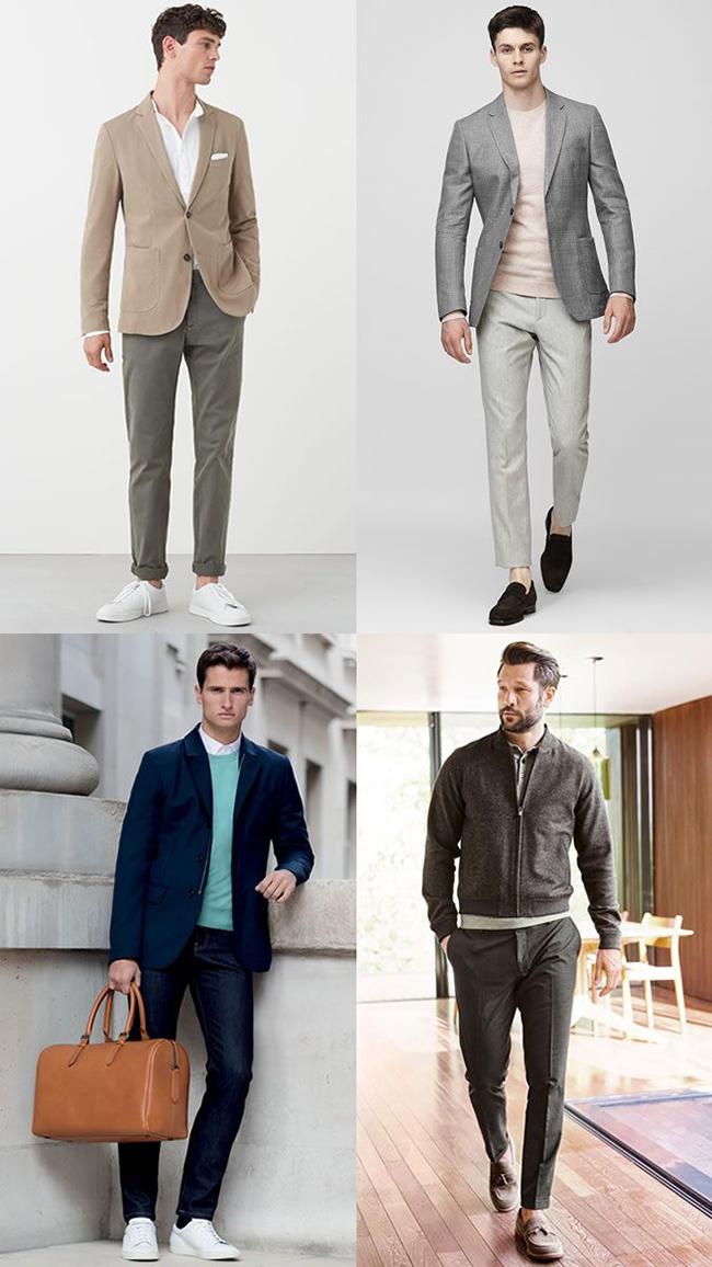 Мужской стиль Smart casual: основные принципы создания образа