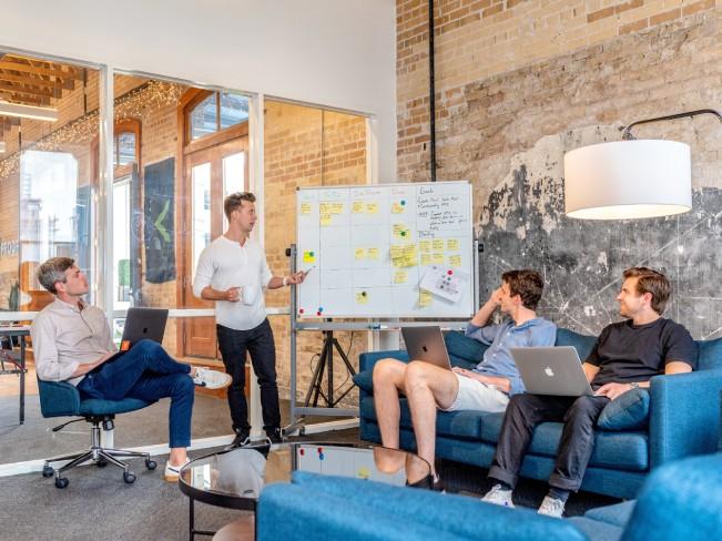 Создай бизнес с нуля: 6 легких шагов