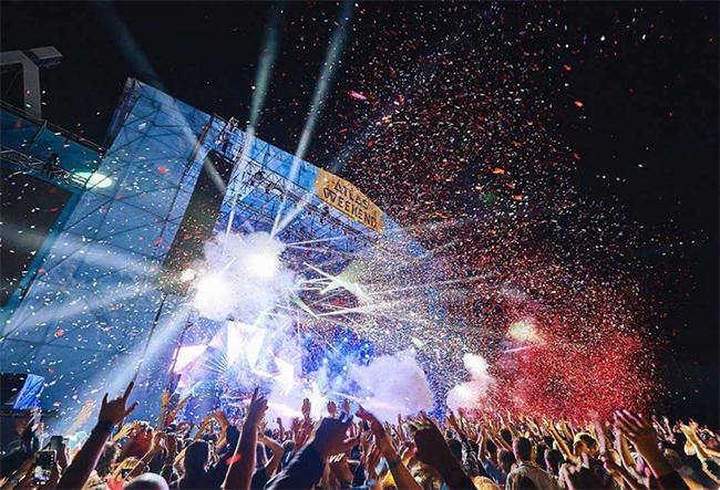 Что ожидать от самого масштабного музыкального фестиваля Atlas Weekend 2019?