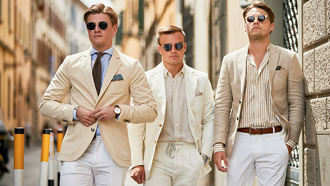 Мужская мода весны и лета 2019: какие костюмы выбирать