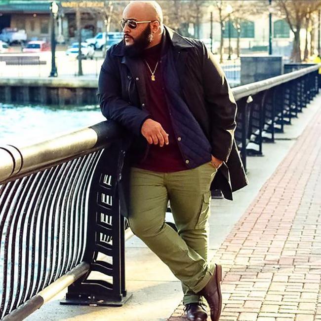 Мужская одежда большого размера: как выглядеть стильно!