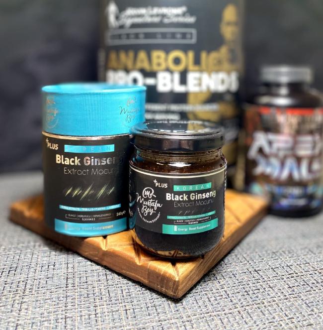 «Black Ginseng»: когда занятия спортом в удовольствие