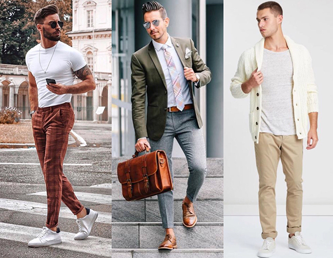 Топ 10 трендовых мужских вещей сезона 2021-2022, которые позволят выглядеть стильно в любой ситуации