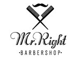 Mr.Right. Barbershop