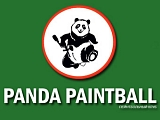 Panda paintball